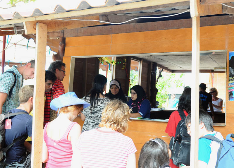 Лангкави - Ко Липе. Паспортный контроль. 59