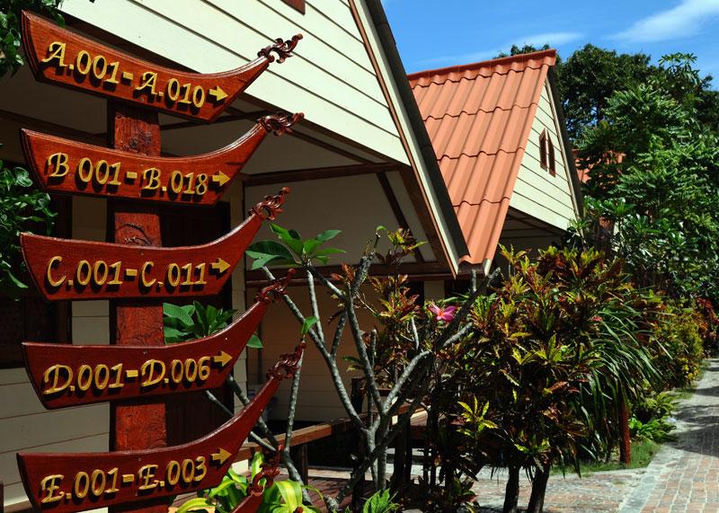Ко Липе. Bundhaya Resort. 27