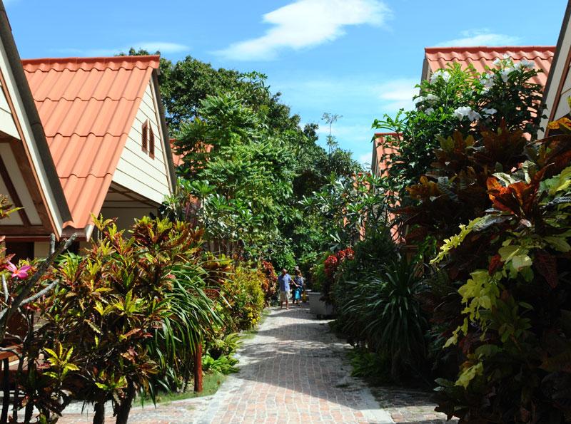 Ко Липе. Bundhaya Resort. 28