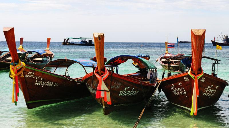 Ко Липе. Пляж Паттайя. 84