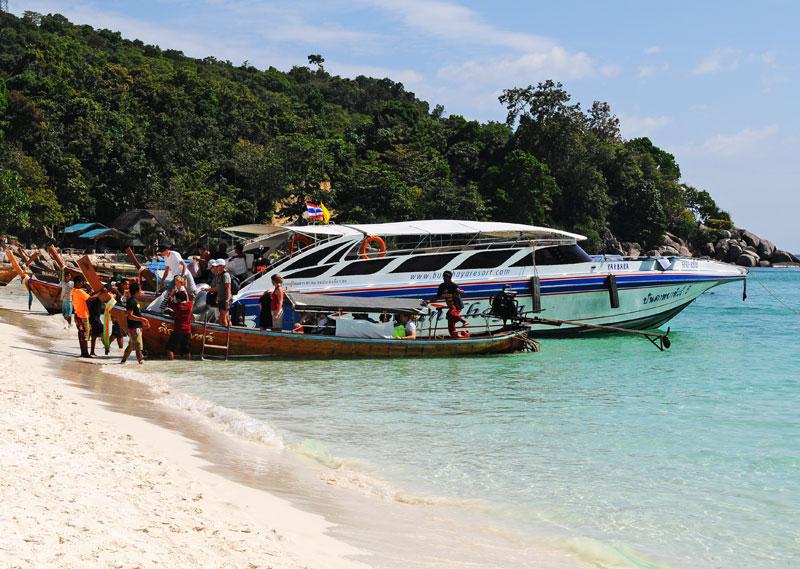 Ко Липе. Пляж Pattaya. 24