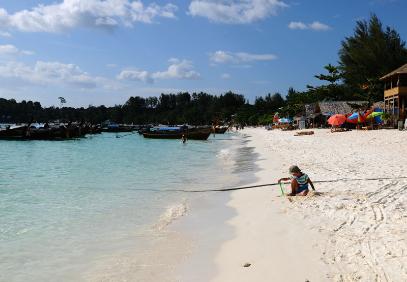 Ко Липе. Пляж Паттайя. 79