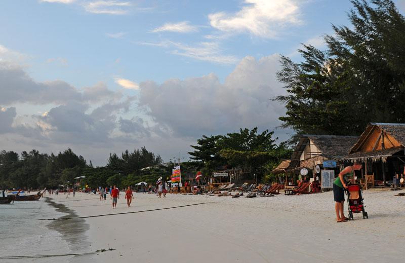 Ко Липе. Пляж Паттайя. Pattaya Beach. 150