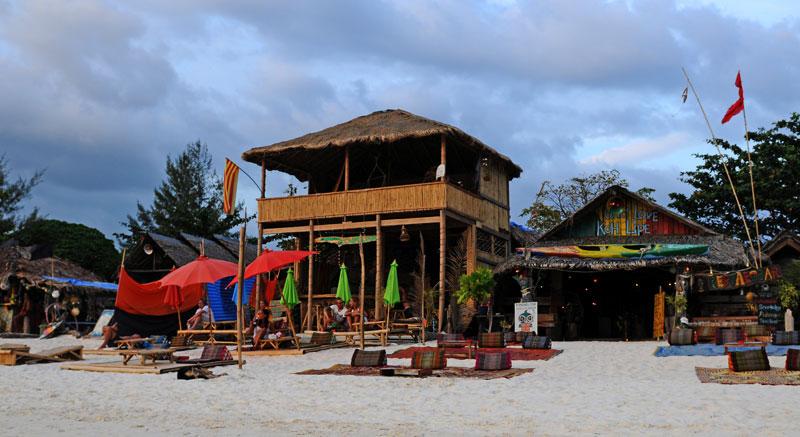 Ко Липе. Пляж Паттайя. Koh Lipe. Pattaya Beach. 152