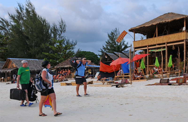 Ко Липе. Пляж Паттайя. Pattaya Beach. 149