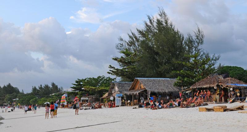 Ко Липе. Пляж Паттайя. Koh Lipe. Pattaya Beach. 151