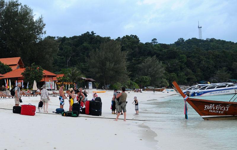 Ко Липе. Пляж Паттайя. Pattaya Beach. 148
