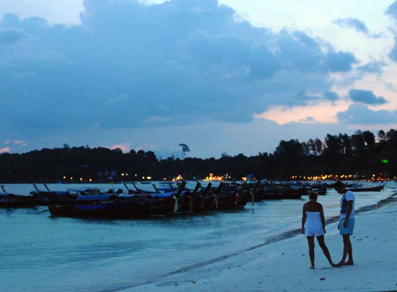 Ко Липе. Пляж Паттайя. Koh Lipe. Pattaya Beach. 153