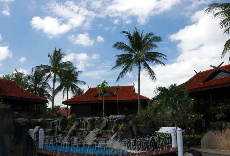Лангкави. Пеланги бич ресорт. Langkawi. Pelangi Beach Resort.