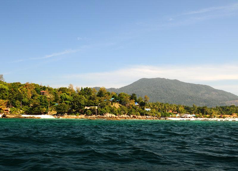 Идём на остров Ко Аданг с Ко Липе. 26