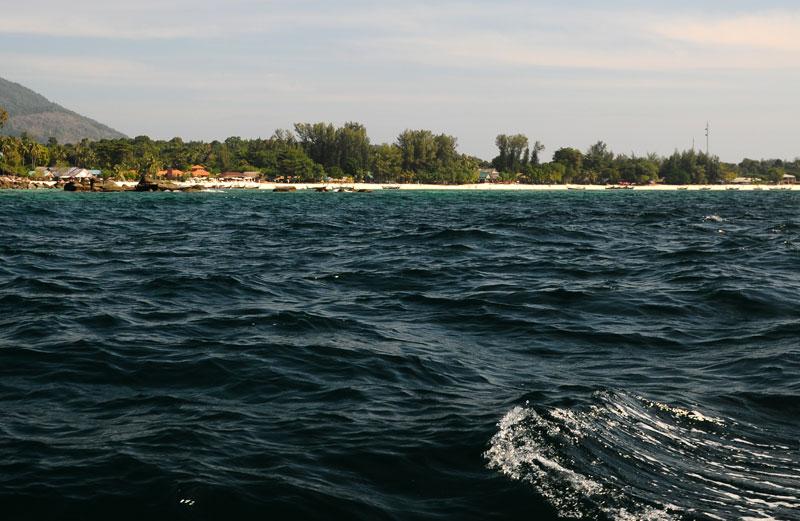 Идём на остров Ко Аданг с Ко Липе. 28