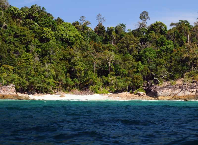 Идём на остров Ко Аданг с Ко Липе. 33