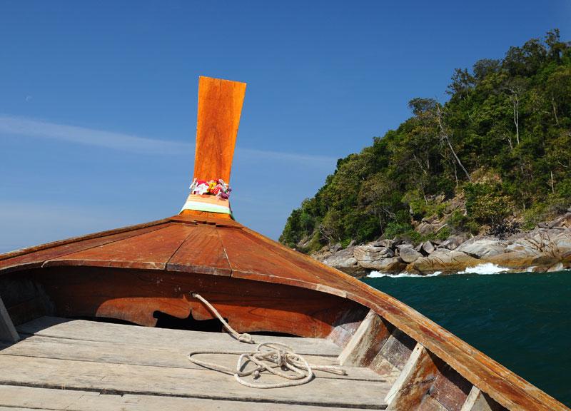 Идём на остров Ко Аданг с Ко Липе. 34