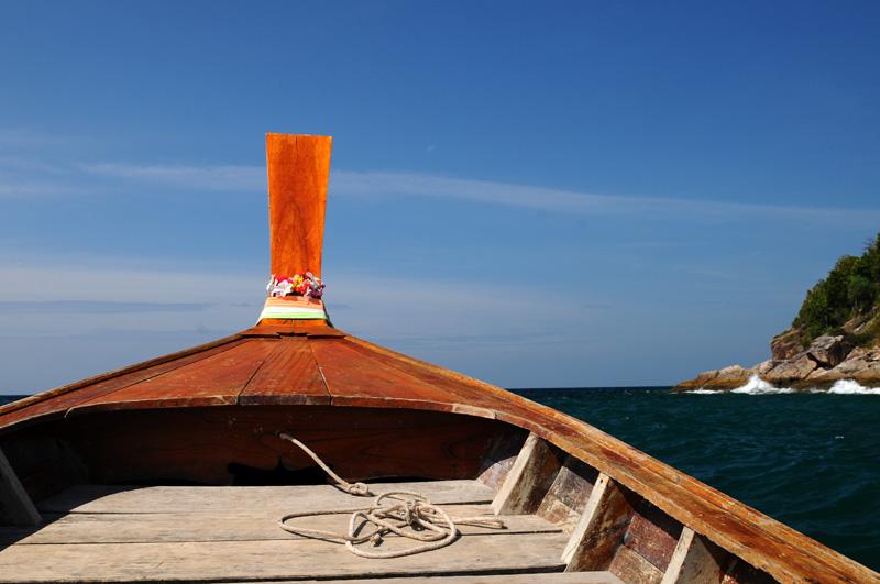 Идём на остров Ко Аданг с Ко Липе. 35