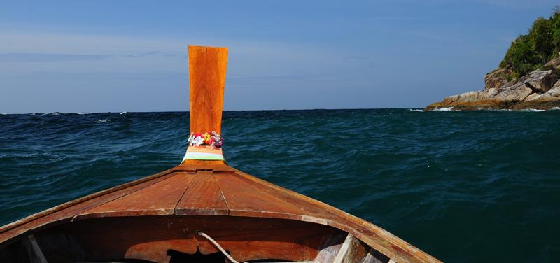 Идём на остров Ко Аданг с Ко Липе. 37