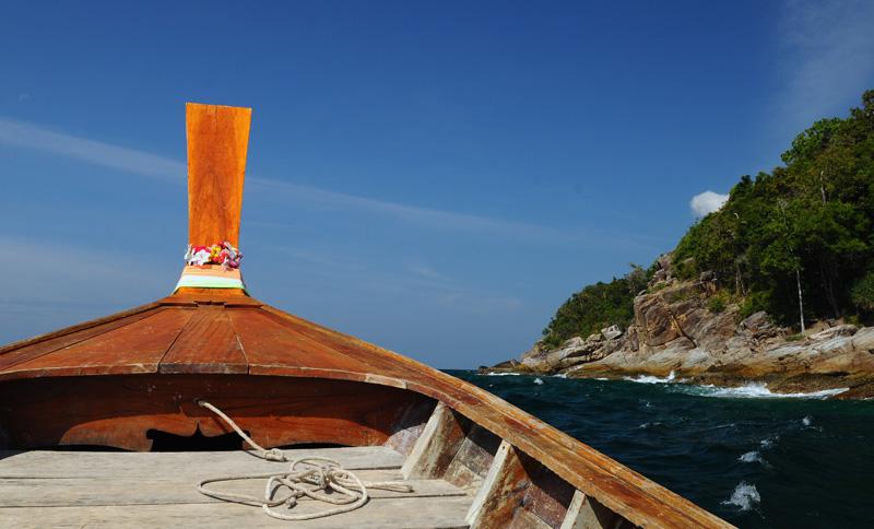 Идём на остров Ко Аданг с Ко Липе. 38
