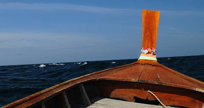 Идём на остров Ко Аданг с Ко Липе. 40