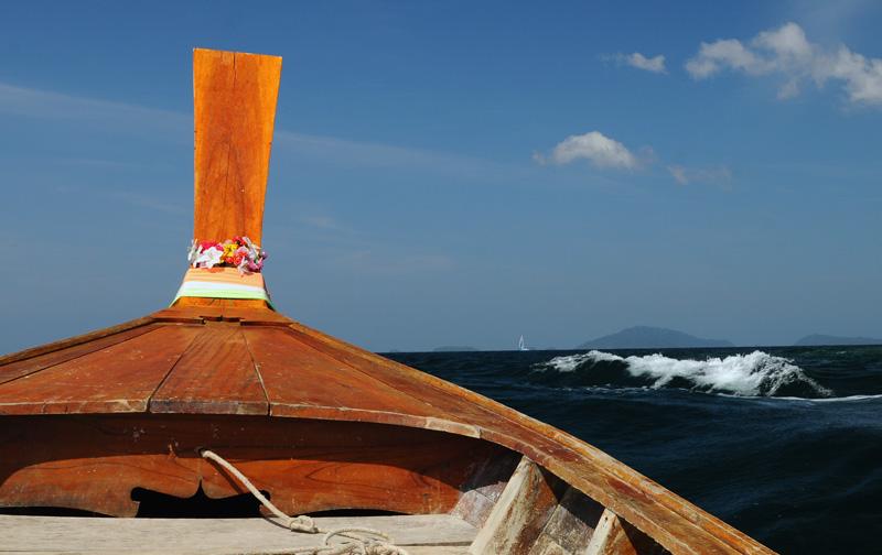Идём на остров Ко Аданг с Ко Липе. 43