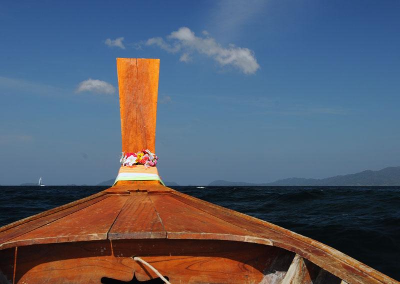 Идём на остров Ко Аданг с Ко Липе. 45