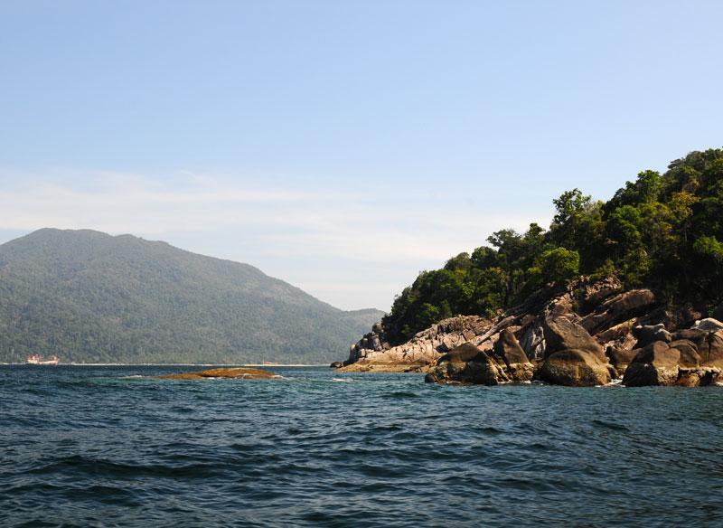 Идём на остров Ко Аданг с Ко Липе. 47