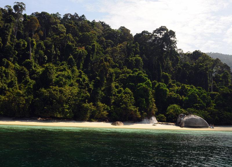 Ко Аданг. Идём на остров с Ко Липе. 68