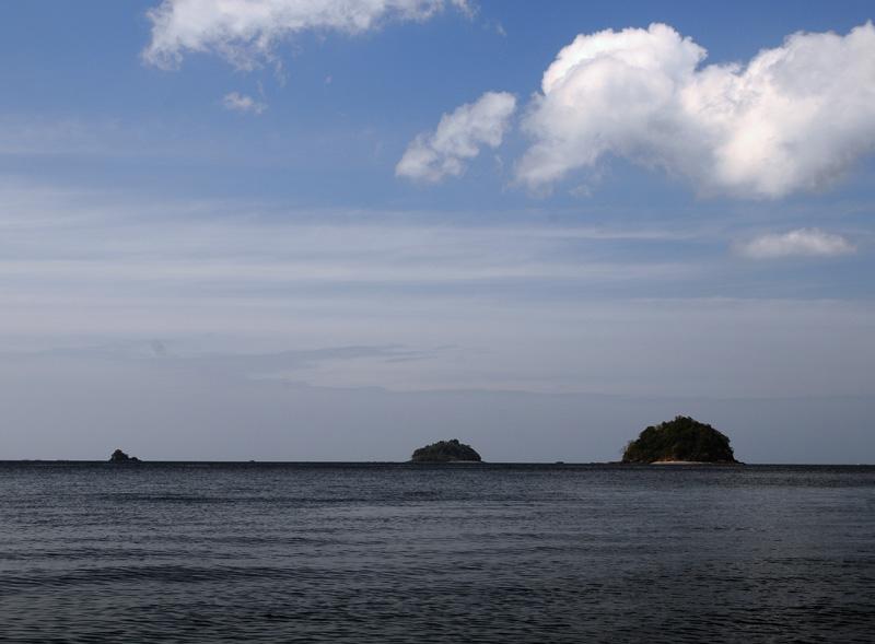 Ко Аданг. Идём на остров с Ко Липе. 75