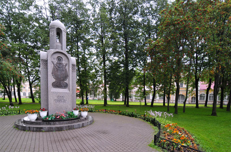 Санкт-Петербург. Александро-Невская Лавра