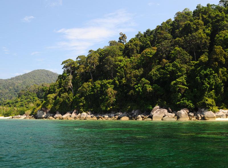 Ко Аданг. Идём на остров с Ко Липе. 76