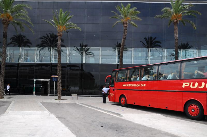 Барселона. Аэропорт.  Barcelona. Фото 13.