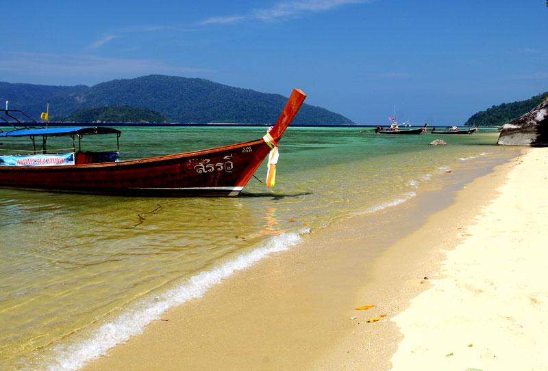 Остров Ко Аданг. Koh Adang. 154