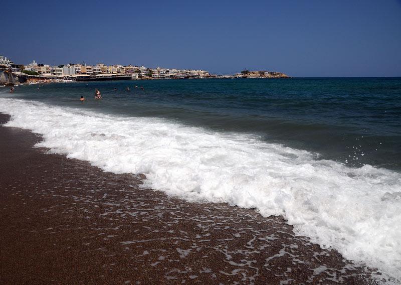 Крит. Херсониссос. Пляжи. 42