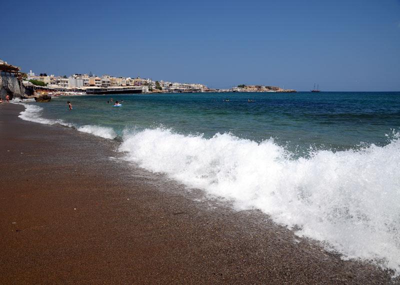 Крит. Херсониссос. Пляжи. 46