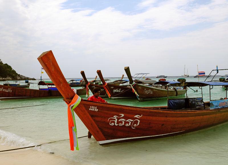 Ко Аданг - Ко Липе. Koh Adang - Koh Lipe. 202