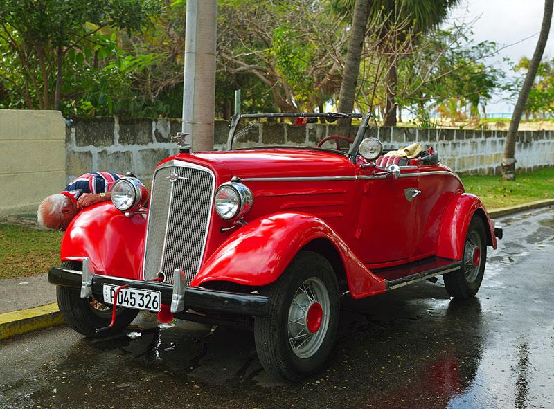 Куба. Ретро автомобили. Cuba. Retro Cars. 7