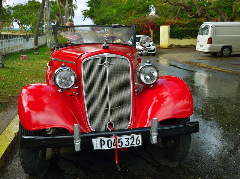 Куба. Ретро автомобили. Cuba. Retro Cars. 10
