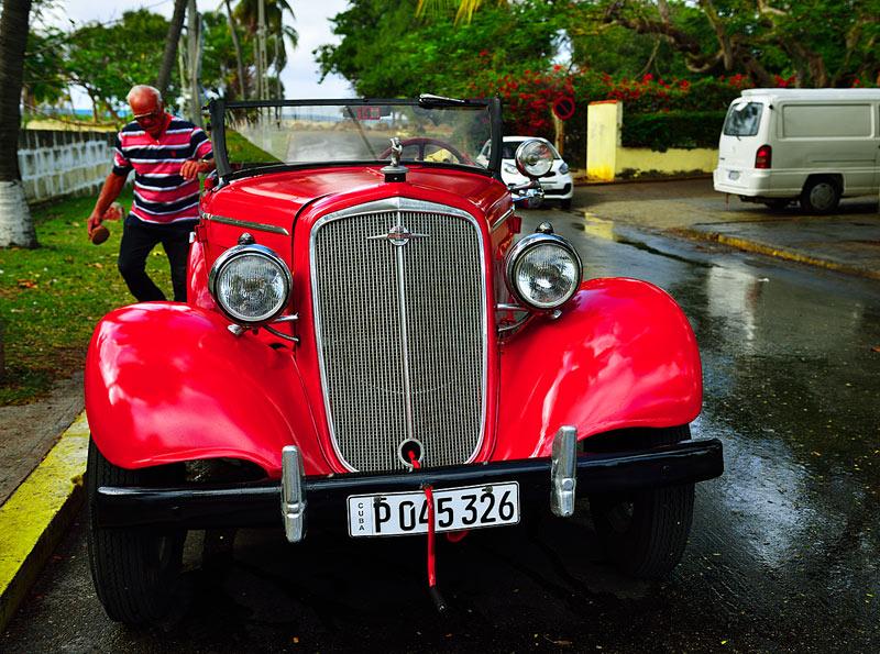 Куба. Ретро автомобили. Cuba. Retro Cars. 11