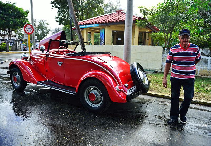 Куба. Ретро автомобили. Cuba. Retro Cars. 9