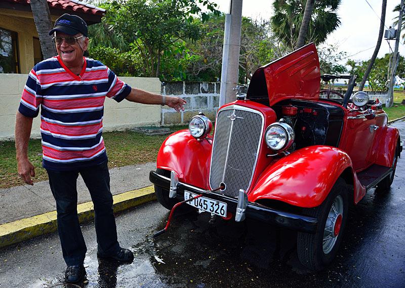 Куба. Ретро автомобили. Cuba. Retro Cars. 17