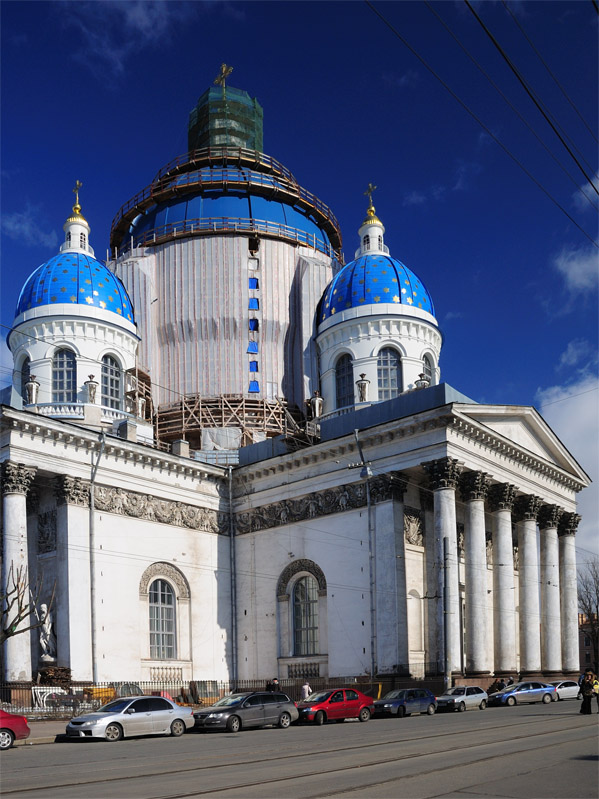 Санкт-Петербург. Троицкий собор. 4