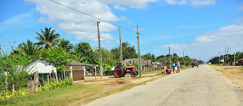 Варадеро - Сагуа-Ла-Гранде - Ремедиос - Санта-Клара. 53