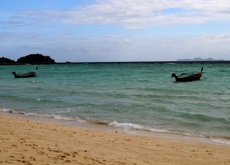 Ко Липе. Пляж Санрайз. Ko Lipe. Sunrise Beach. 180