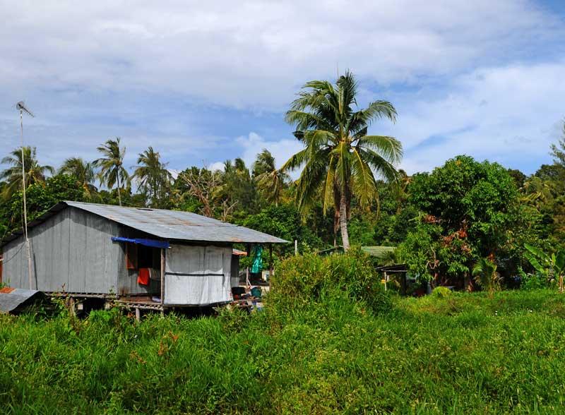 Ко Липе. Прогулка по острову. Ko Lipe. 189
