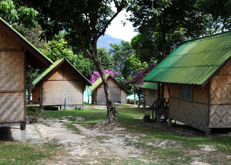 Ко Липе. Отель Mountain Resort Koh Lipe. 63