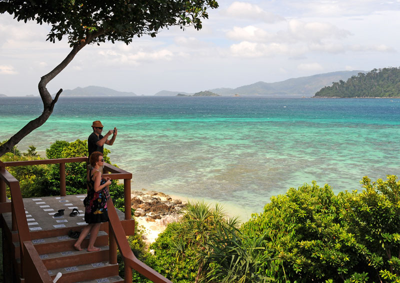 Ко Липе. Отель Mountain Resort Koh Lipe. 65