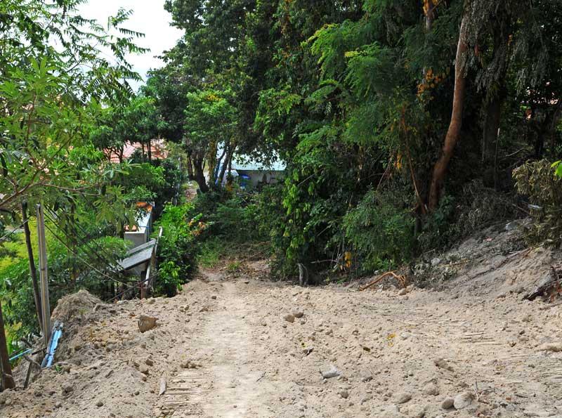 Ко Липе. Прогулка по острову. Ko Lipe. 234