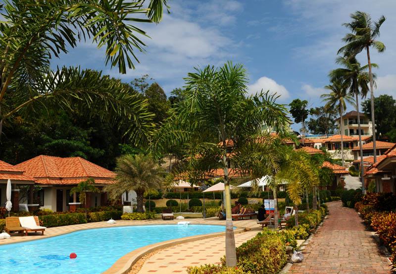 Ко Липе. Отель Зита. Ko Lipe. Sita Beach Resort. Бассейн. 19