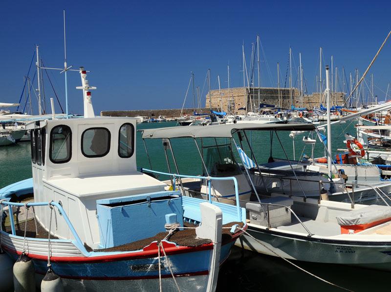 Ираклион. Венецианская крепость и порт. 5