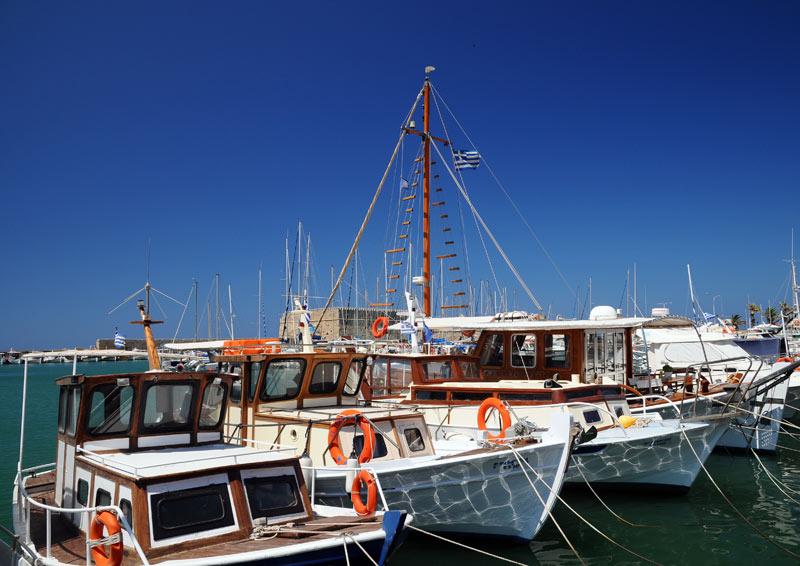 Ираклион. Венецианская крепость и порт. 6