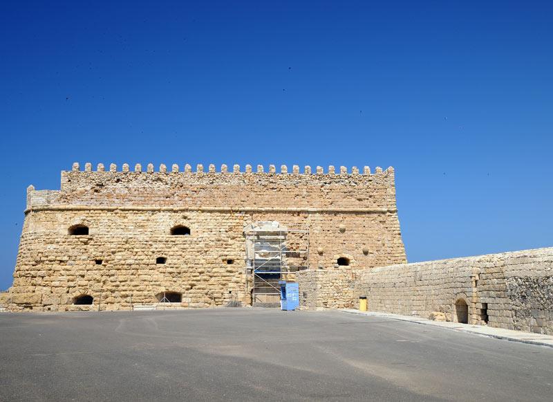 Ираклион. Венецианская крепость и порт. 30