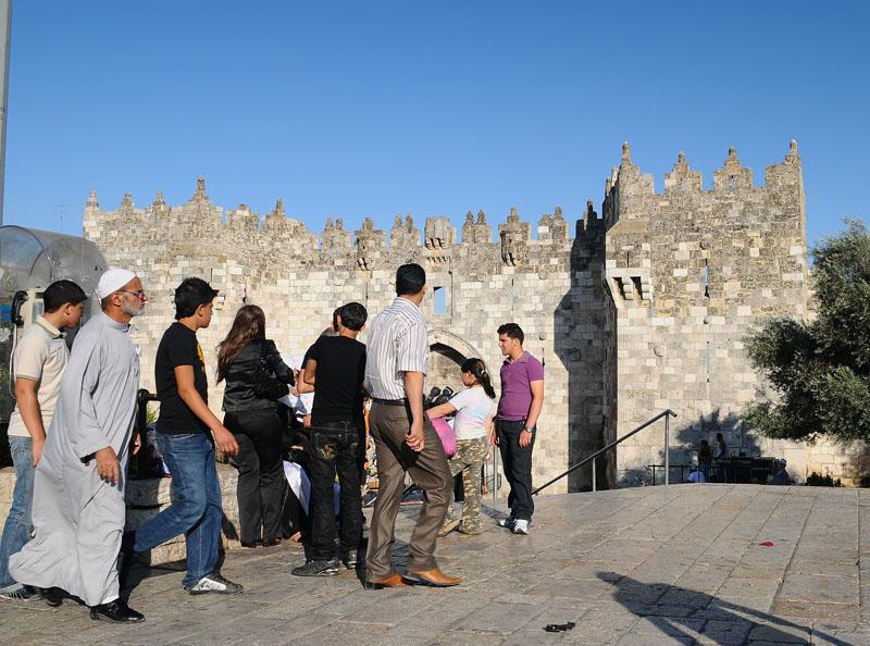 Иерусалим. Люди. 1